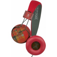 Perfect Choice - Audifonos Outfit ( Rojos )