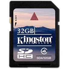 Kingstone - Memoria SDHC 32GB CL4