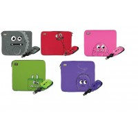 Perfect Choice - Kit, funda Monsterz: Netbook Sleeve + Mouse - PC-080916-00003