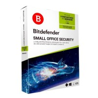 Antivirus Bitdefender Small Office Security 5 Dispositivos + 1 Servidor