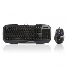 Acteck - Kit Gamer teclado y mouse - GK-101