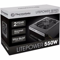 Thermaltake - Fuente de poder - LitePower 550W PC